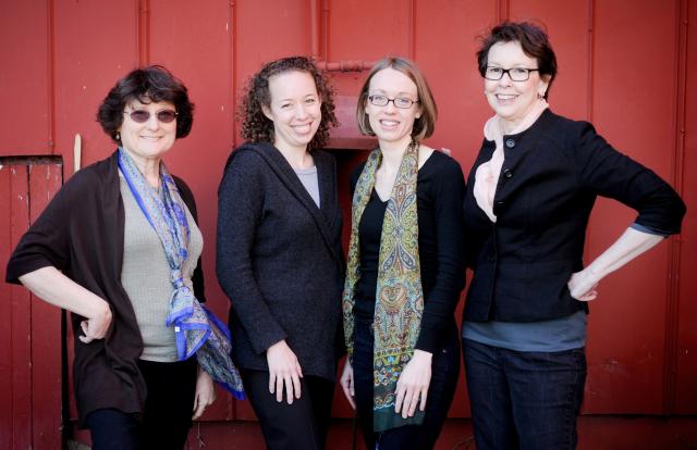 Carolyn O'Neal, Bethany Joy Carlson, Claire Cameron, A M Carley