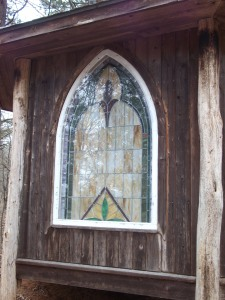 Sanctuary Window at Seven Oaks RetreatMadison, VA